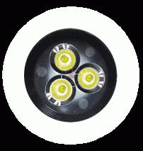 LED 3W downlight
