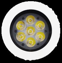 LED 7W downlight