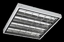 LED 35W Grid Light (2'x4)