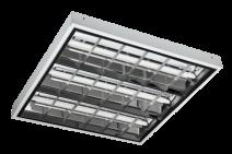 LED 25W Grid Light (2'x3)